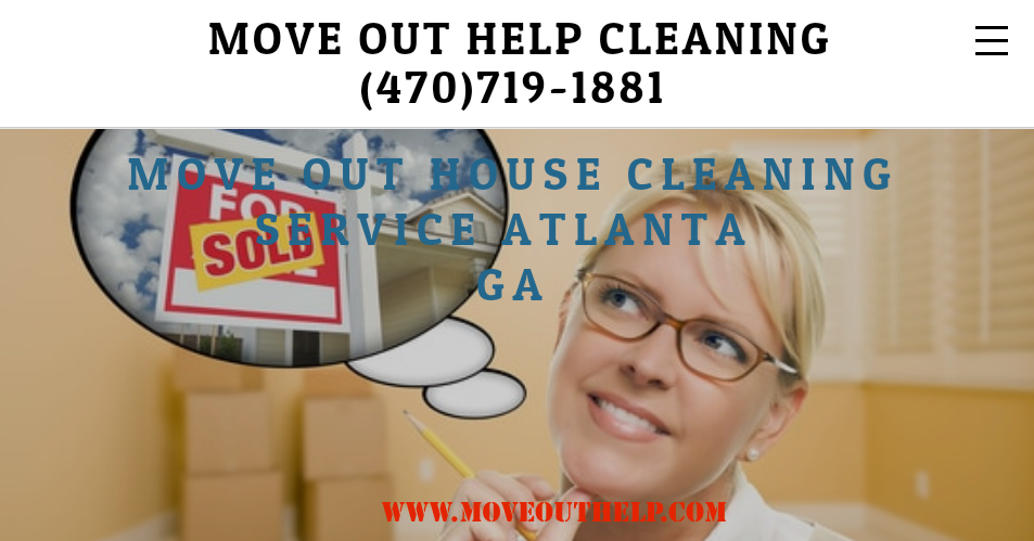 MOVE OUT CLEANING ATLANTA GA